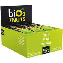 Barra Castanha/Maca/Nuts 12un X 25G Bio2 -