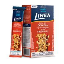 Barra de Cereal Diet 3 Grãos Choconuts c/3 - Linea - Línea