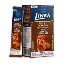 Barra de Cereal Diet 3 Grãos Trufa de Chocolate c/3 - Linea - Línea