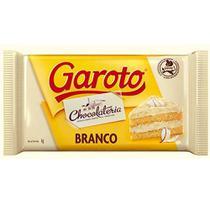 Barra de Chocolate Branco 2,1kg - Garoto -