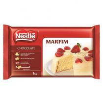 Barra de Chocolate Branco Marfim 1kg - Nestlé - Nestle