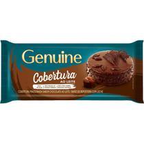 Barra de Chocolate Cobertura Genuine Ao Leite 1,0 kg - Cargill - Diversos