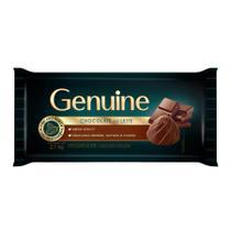 Barra de Chocolate Genuine Ao Leite 2,1kg - Cargill - Diversos