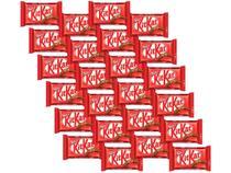 Barra de Chocolate Kit Kat Ao Leite 41,5g - 24 Unidades Nestlé -