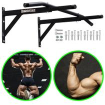 Barra Fixa De Parede P/ Musculação Pull-up Tríceps Paralelas -