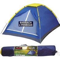 Barraca 4 Lugares Pessoas Camping Iglu Acampar - Importway