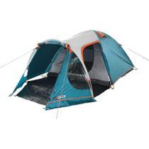 Barraca Acampamento Camping Iglu Indy para 3/ 4 Pessoas Nautika -