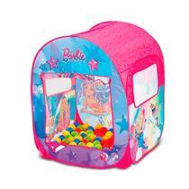 Barraca Barbie Mundo dos Sonhos 50 Bolinhas - Fun Divirta-se -
