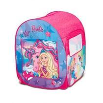 Barraca Barbie Mundo dos Sonhos 50 Bolinhas - Fun -
