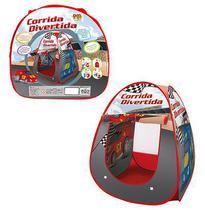 Barraca Barraquinha Infantil Corrida Divertida - Dm toys