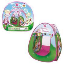 Barraca Brinquedo Piquenique Das Princesas Meninas Tenda - DMT 4692 - Dm toys