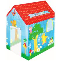 Barraca Cabana Casa Infantil Criança Best Way - Bestway