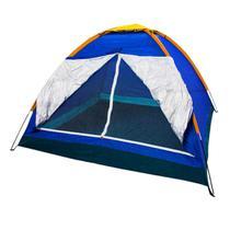 Barraca Camping 2 A 3 Pessoas Iglu Tenda Acampamento Bolsa - Up Comércio