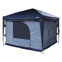 Barraca Camping 5/6 Pessoas  3mx3mx1,85m Nautika Transform -