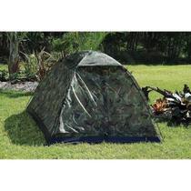 Barraca Camping Camuflada Militar 4 Lugares - Chinase