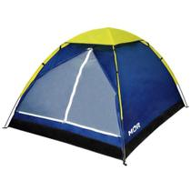 Barraca Camping Iglu 4 Pessoas com Sacola de Transporte Azul - Mor -