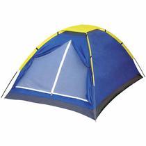 Barraca Camping Iglu Azul para 4 Pessoas - Mor -