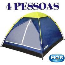 Barraca Camping Iglu Para 4 Pessoas R.9035 Mor -