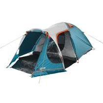 Barraca Camping Indy 3/4 Pessoas Nautika 152450 -