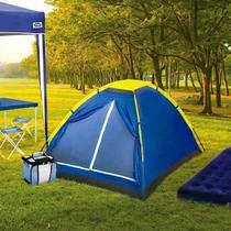 Barraca Camping Mor Iglu 3 Pessoas -