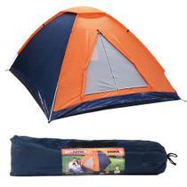 Barraca Camping Para 3 Pessoas NTK Panda Divisor de Ambiente - NAUTIKA