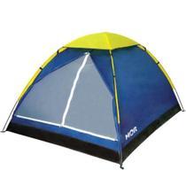 Barraca Camping para 4 Pessoas Impermeável - Mor -