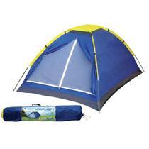 Barraca Camping Tenda Iglu 4 Pessoas Mor Acampamento Praia - Facilitas shop