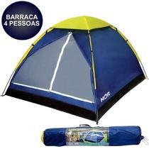 Barraca Camping Tenda Iglu 4 Pessoas Mor Acampamento Praia -