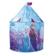 Barraca castelo Infantil  Tenda Torre Cabana Frozen - Zippy