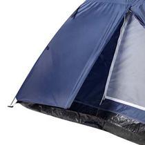 Barraca de Camping 2 Pessoas Para Acampamento Viagem Lazer - Braslu