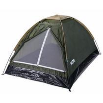 Barraca de Camping 2 Pessoas Verde Mor 9046 -