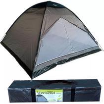 Barraca De Camping 6 Pessoas Acampamento Weekend Echolife -