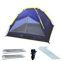 Barraca De Camping Acampamento Praia Tipo Iglu 2 Pessoas - Importway