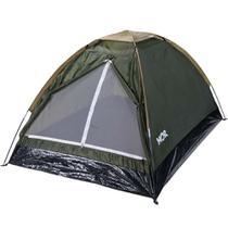 Barraca de camping iglu 2 pessoas verde mor -