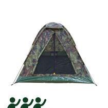 Barraca de Camping Kongo 3 Pessoas Nautika -