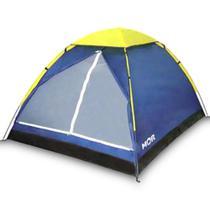 Barraca de Camping Mor iglu 3 Pessoas com Sacola para Transporte 9034 -
