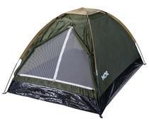 Barraca de Camping para 2 Pessoas Iglu Eco Verde Mor 009046 2,05 x 1,45 x 1,00 mt. -