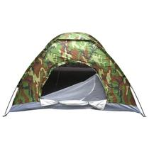 Barraca de Camping Rotony 3 Pessoas 280mm Coluna D'água Camuflada -