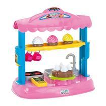 Barraca de Doces Infantil - Mini Confeitaria - Magic Toys -