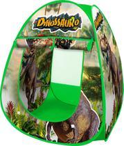 Barraca Dinossauro Toca Infantil Piquenique Desmontável - Dm Toys