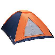 Barraca Iglu Camping Impermeabilizada Panda 6 Pessoas Nautika -