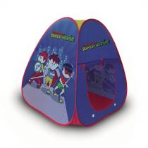 Barraca Infantil 3407 Super Heróis Pica Pau -