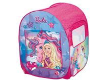 Barraca Infantil Barbie com 50 Bolinhas - Mimo Toys