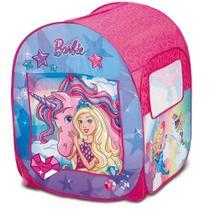 Barraca Infantil - Barbie - Mundo dos Sonhos - Fun -