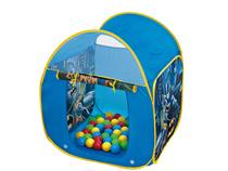Barraca Infantil Batman com 25 Bolinhas Fun -