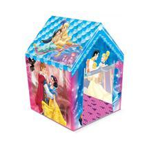 Barraca Infantil Cabana Menina Portátil Princesas Disney - Lider