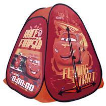 Barraca Infantil Carros McQueen Portátil Tenda Cabana - Zippy Toys