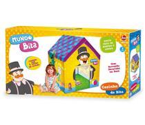 Barraca infantil casinha mundo bita - lider - Lider brinquedos