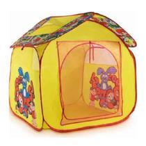 Barraca Infantil Casinha Portátil Cabana Turma Da Mônica - Zippy Toys