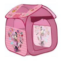 Barraca Infantil Casinha Portátil Minnie Mouse Cabana - Zippy Toys